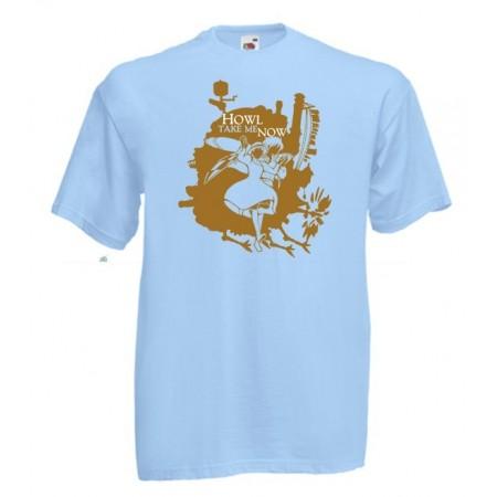 Camiseta HOWL