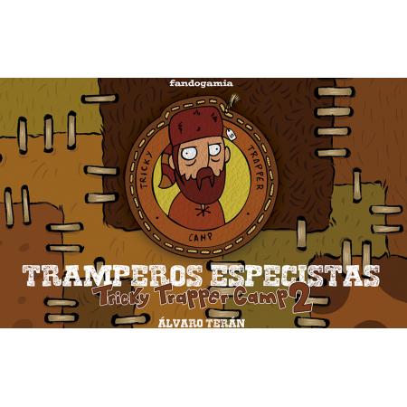 TRICKY TRAPPER CAMP: Tramperos Especistas