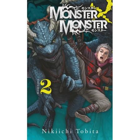 MONSTER×MONSTER 2