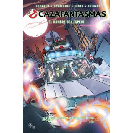 CAZAFANTASMAS 01: El hombre del espejo