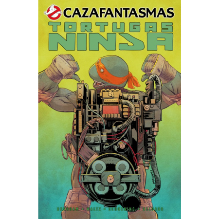 CAZAFANTASMAS/ TORTUGAS NINJA