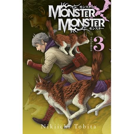 MONSTER×MONSTER 3