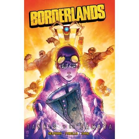 BORDERLANDS 03: Tannis y la Cámara