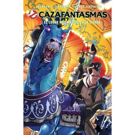 CAZAFANTASMAS 02: El lugar más mágico de la Tierra