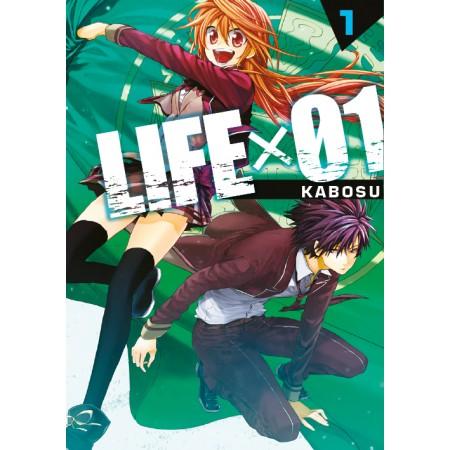 LIFE x01 vol.1