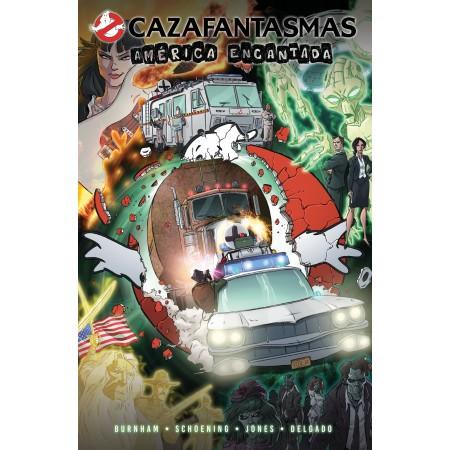CAZAFANTASMAS 03: América Encantada