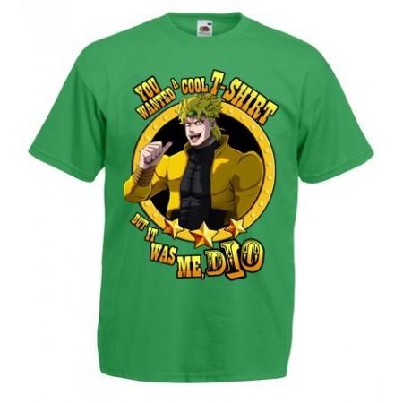 Camiseta Dio
