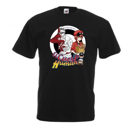 Camiseta Cuerpo humano