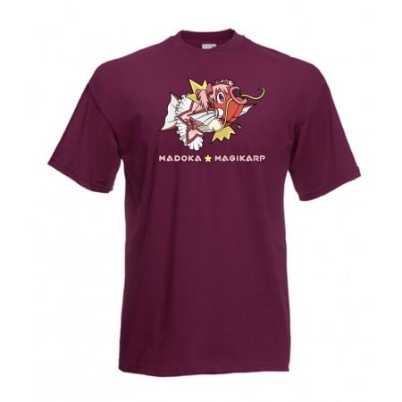 Camiseta Madoka Magikarp