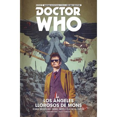 DOCTOR WHO 02: LOS ÁNGELES LLOROSOS DE MONS