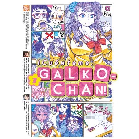 ¡CUÉNTAME, GALKO-CHAN! 1