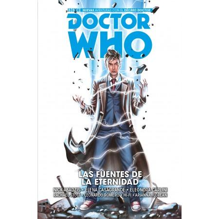 DOCTOR WHO 03: LAS FUENTES DE LA ETERNIDAD