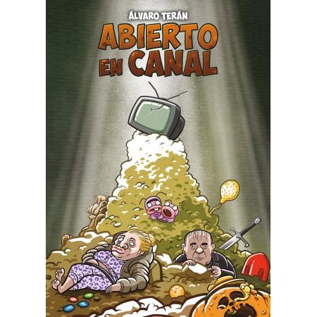 [pedido con dedicatoria] ABIERTO EN CANAL