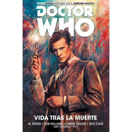 11º DOCTOR WHO 01: VIDA TRAS LA MUERTE