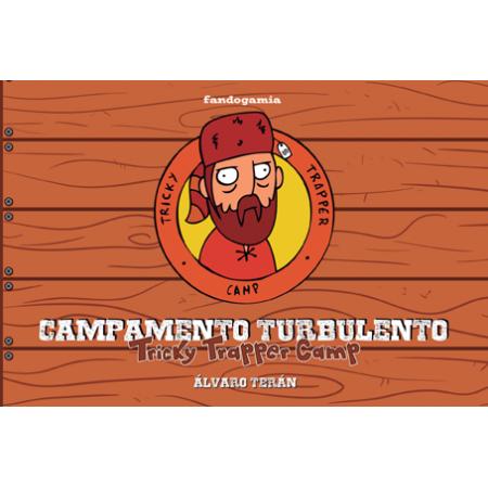 TRICKY TRAPPER CAMP: Campamento Turbulento