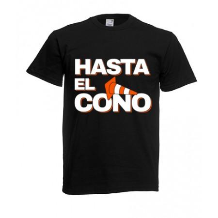 Camiseta Cono