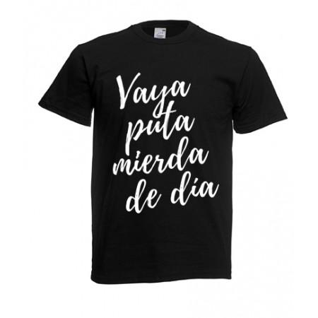 Camiseta Puta Mierda