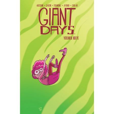 GIANT DAYS 9