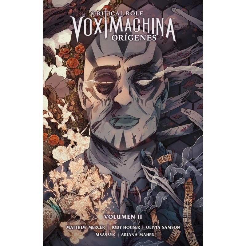 Reseña Critical Role: Vox Machina Orígenes 2