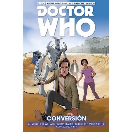 11º DOCTOR WHO 03: CONVERSIÓN