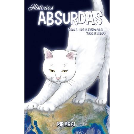 HISTORIAS ABSURDAS 3