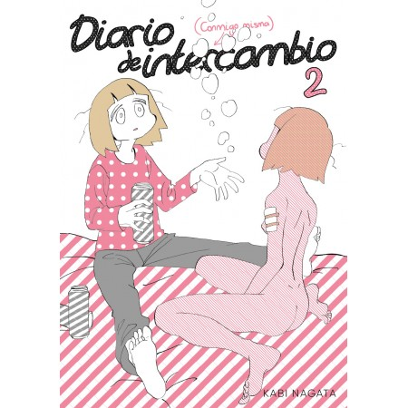 DIARIO DE INTERCAMBIO (CONMIGO MISMA) vol.2 (2ª ed.)