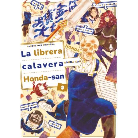 LA LIBRERA CALAVERA HONDA-SAN 3