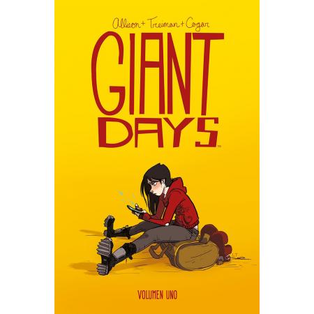 GIANT DAYS 1 (3ª edición)