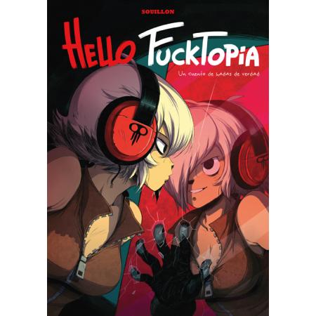 HELLO FUCKTOPIA