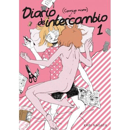 DIARIO DE INTERCAMBIO (CONMIGO MISMA) vol.1