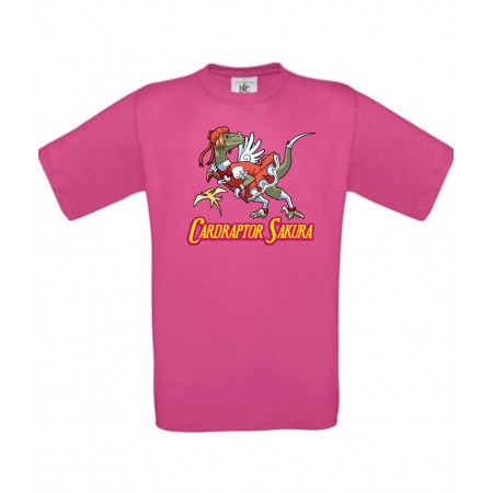 Camiseta Card Raptor Sakura