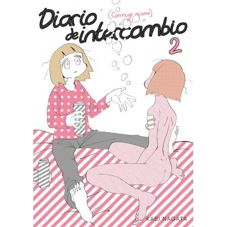 DIARIO DE INTERCAMBIO (CONMIGO MISMA) vol.2